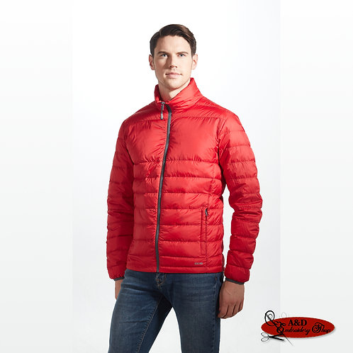 CX2 Artic - Men's Quilted Down Jacket