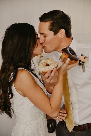 donuts wedding