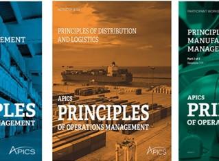 Programa - Principios de Gestión de Operaciones de APICS.