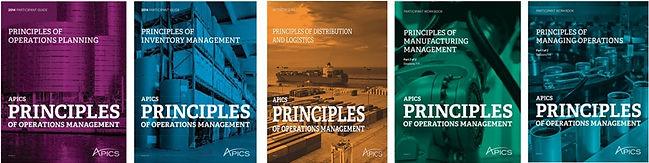 APICS Principles of Operations Management