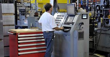 Gabinete para herramientas - Manufactura.