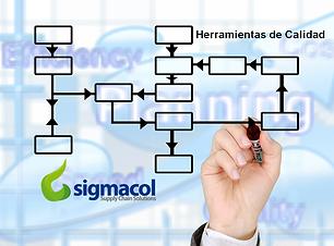 Herramientas de Calidad - Sigmacol II.pn