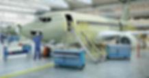 Gabinetes Robustos Rousseau - Aeronáutica.