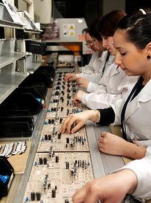 Assembly line -Electronics