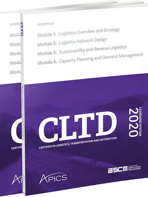Programa de Actividades Complementarias APICS CLTD