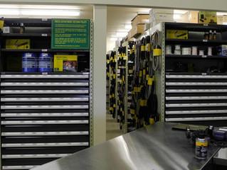 Elementos generales para establecer una política de almacenamiento