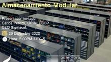 Webinar: Almacenamiento modular.