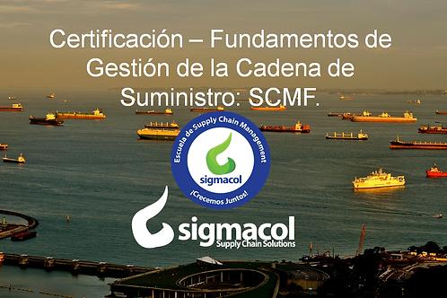 Certificación en Fundamentos de Gestión de la Cadena de Suministro