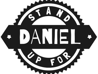 Stand up for Daniel