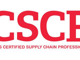 Certificación APICS CSCP