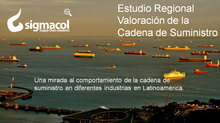 Lanzamiento Online Estudio Regional - Valoración de la Cadena de Suministro.