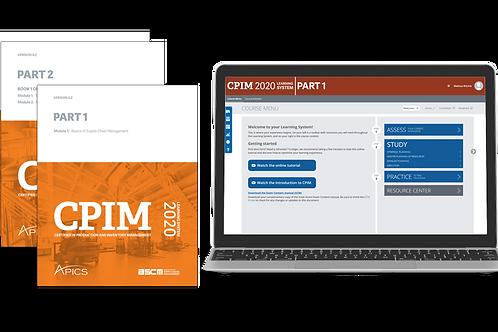 Certificación APICS CPIM Parte 1 - Material Digital