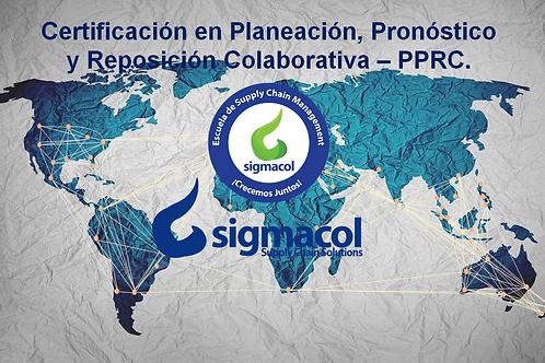 Certificación en Planeación, Pronóstico y Reposición Colaborativa - PPRC
