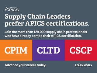 Programas de certificación APICS - Febrero 2020.