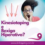 KINESIOTAPING E BEXIGA HIPERATIVA
