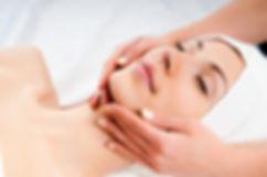 Linfedema Face Massagem