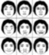 Linfedema Face Mimica Facial