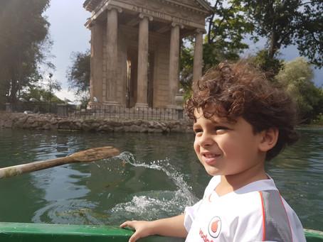 Villa Borghese - Um dos maiores parques urbanos da Europa localizado em Roma