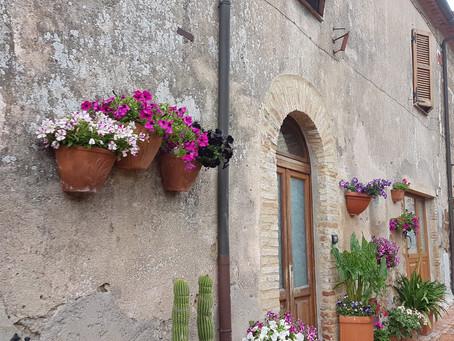 Sovana, Grosseto, Itália – Um pequeno pedaço de paraíso