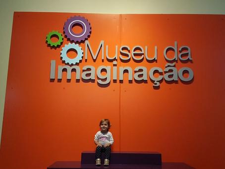 Museu da Imaginação - 2.000m² dedicados ao livre brincar