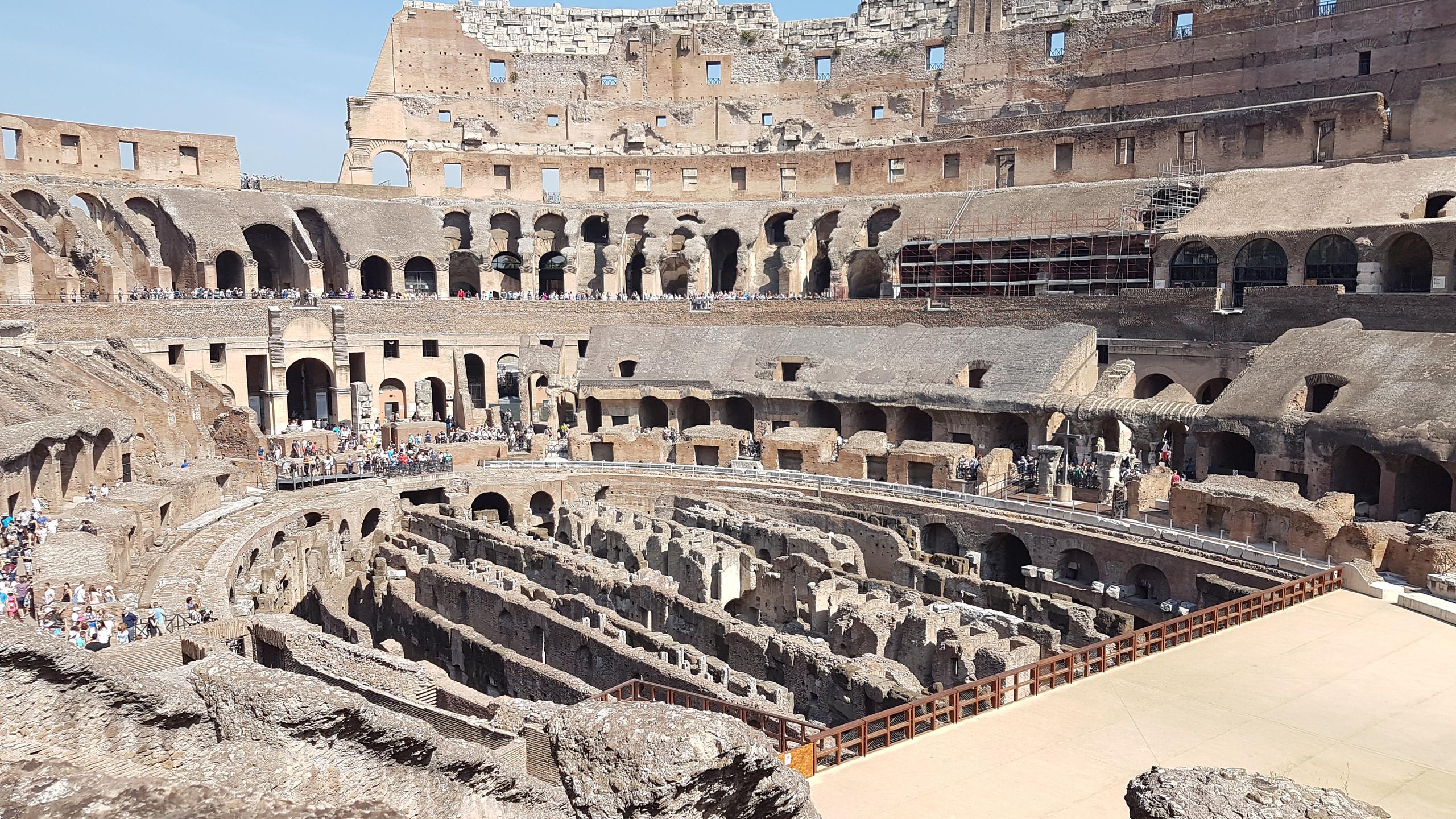 Coliseu mágico