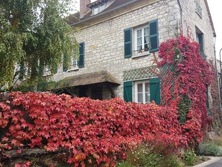 Jardin de Monet à Giverny - Um lugar para ser feliz!