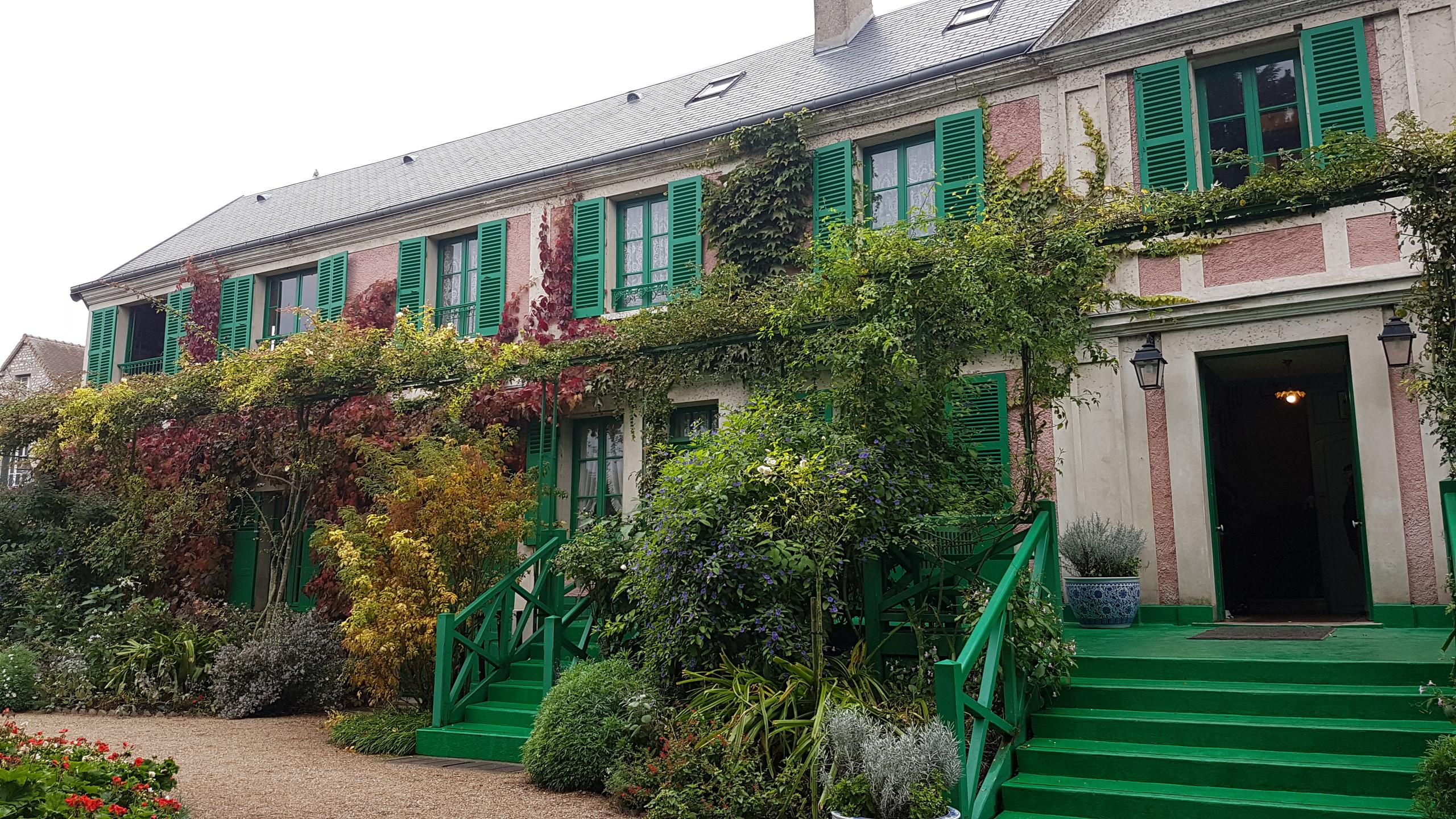 Jardin de Monet à Give0161025_141844