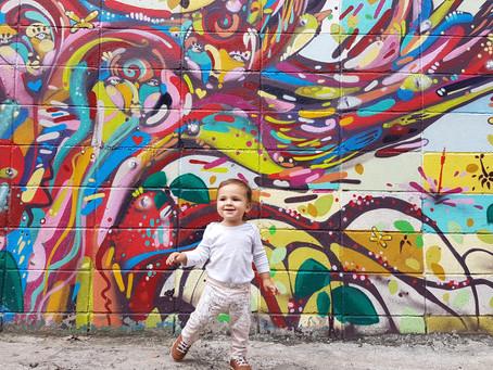 Beco do Batman - Uma galeria de grafite a céu aberto