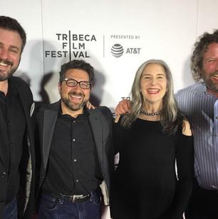 The Filmmakers at Tribeca