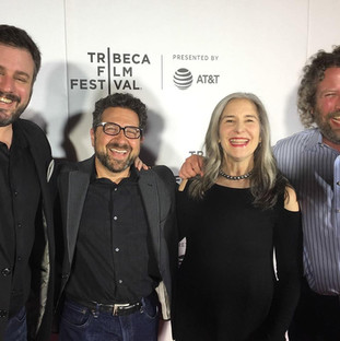The Filmmakers at Tribeca