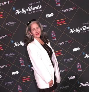 Holly Shorts in LA