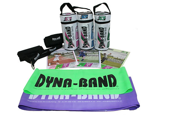 Sports specific Dyna-Band