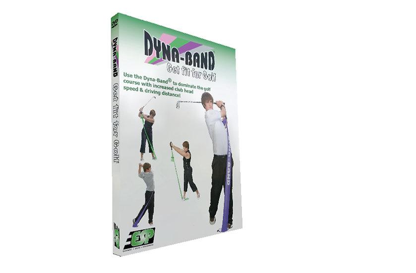ESP Get Fit for Golf DVD