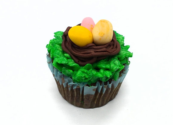 Easter Cupcakes - Easter Eggs