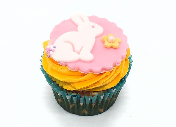 Easter Cupcake - Easter Bunny