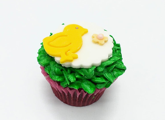 Easter Cupcake - Chick