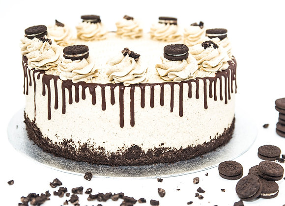 Oreo Cake (10 inch - 16 x Slices)