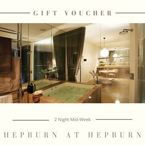 Two Night Mid Week Voucher