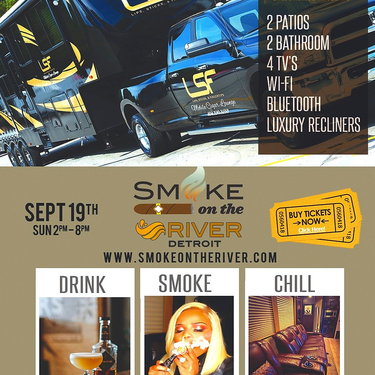 DETROIT SMOKE ON THE RIVER ANNUAL EVENT
