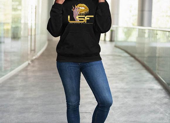 LSF Signature Logo Female Hoodie