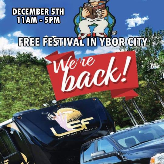 Tampa FL - Cigar Heritage Festival