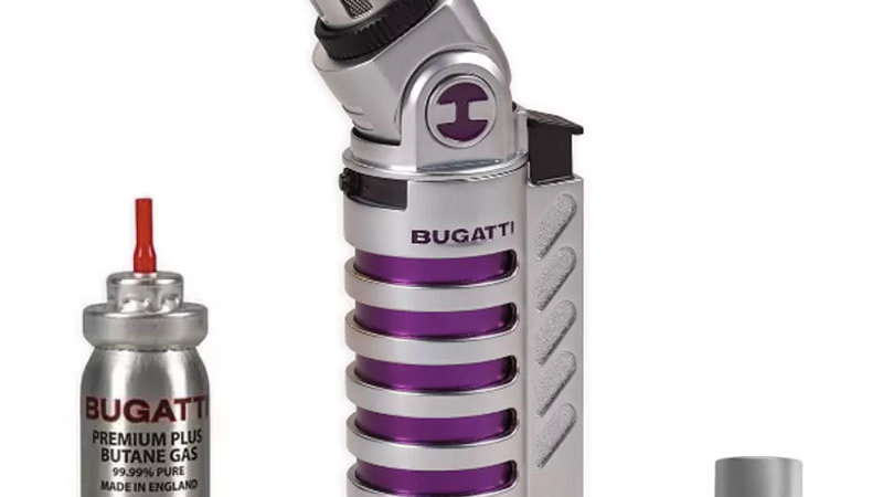 Bugatti Vulcan Lighter