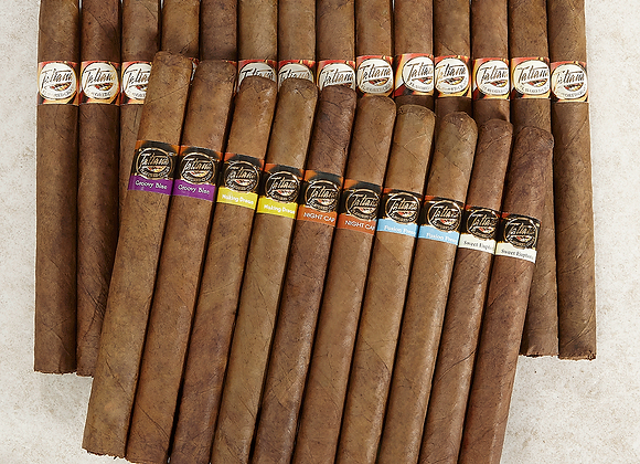 Tatiana Classic Cigar Bundle (5ct)