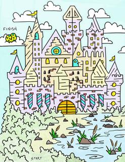 castlescape