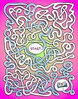 Spell Finder Maze Solution