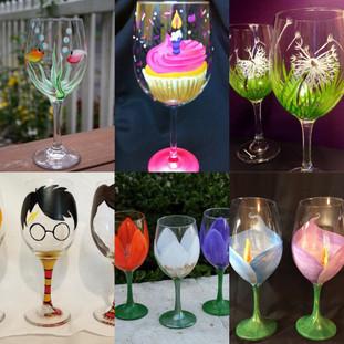 Glassware Decorating