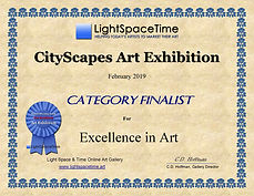 SPECIAL RECOGNITION - CITYSCAPES 2019 AW