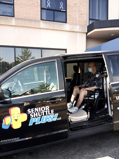 Senior Shuttle Plus - Non Medical Transportation