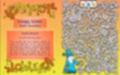Wizard World Mazes: Loopy Links