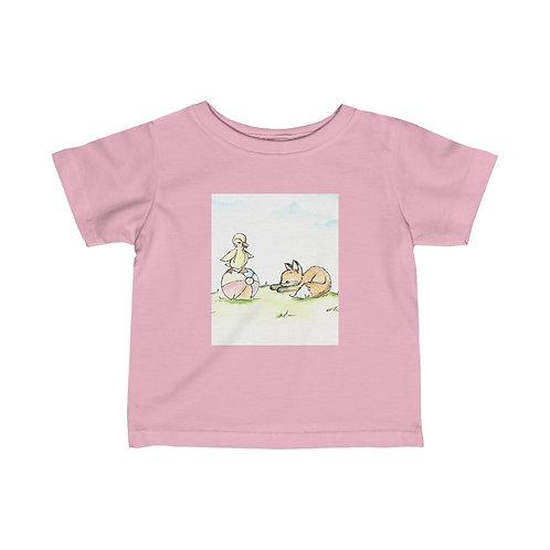 Fox & Duck Infant Jersey Tee